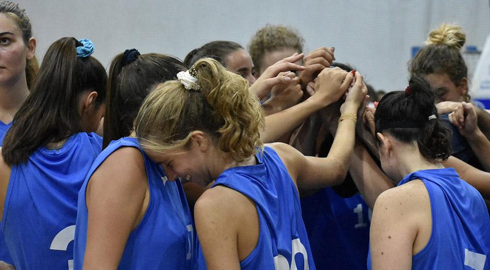 Basquetebol feminino regressa ao Belenenses com uma vitória