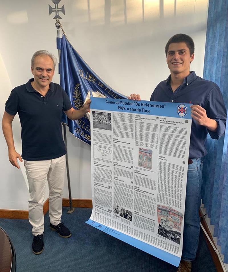 Centenário | Hugo Silva Pereira