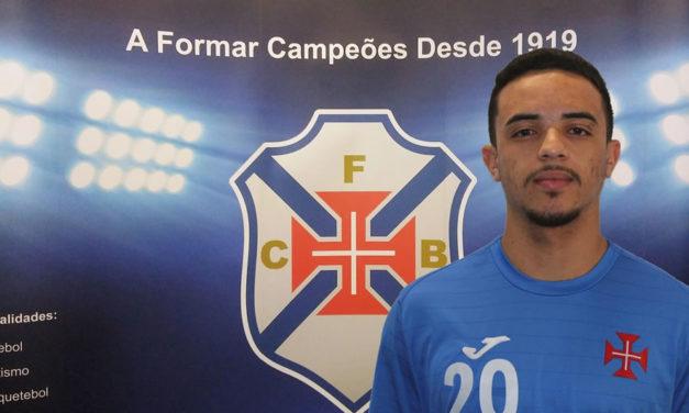 Guilherme Meira chega do Brasil para reforçar o plantel de futsal