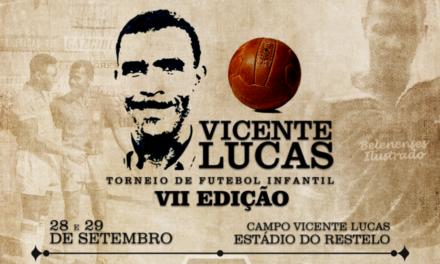 VII Edição do Torneio de Futebol Infantil Vicente Lucas
