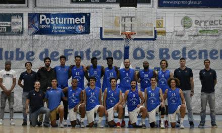 Troféu António Pratas: azuis ficam nas meias-finais