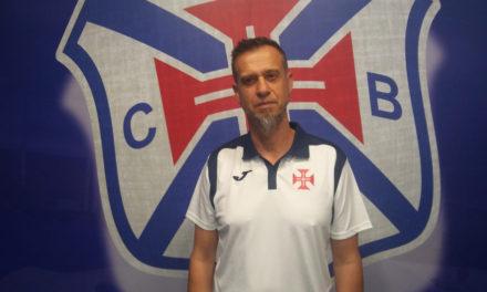 José Feijão assume o comando técnico do futsal do Belenenses