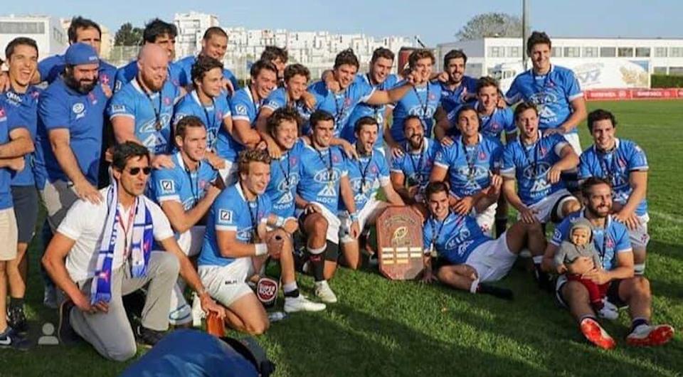 Duas Supertaças em sábado de glória para o rugby do Belenenses