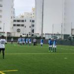 Sub-19 empatam com Sporting, Iniciados e Juvenis garantem a 2ª Fase