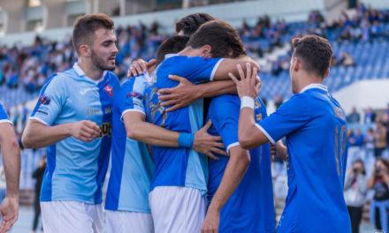 Sétima vitória em sete jogos permite reforçar posição na tabela