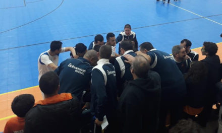 Futsal: saídas no plantel sénior do Belenenses para 2020/21