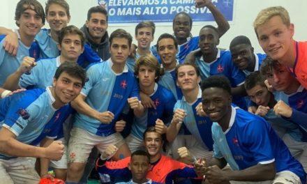 Sub-19 garantem primeiros 3 pontos da 2ª volta com vitória em Alverca