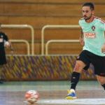 Ala Internacional Tiago Cruz é reforço do futsal do Belenenses