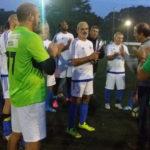 Homenagem ao Capitão com vitória no Torneio José António