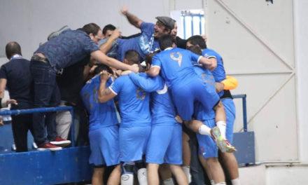 Importante vitória em Gaia leva os azuis ao quarto lugar