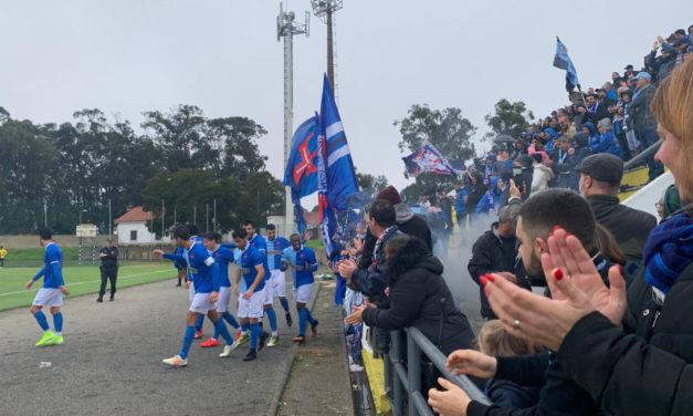 Vitória da competência em Mem Martins a consolidar posições para o Belenenses