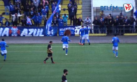 Mem Martins – Belenenses | Os golos na Belém TV