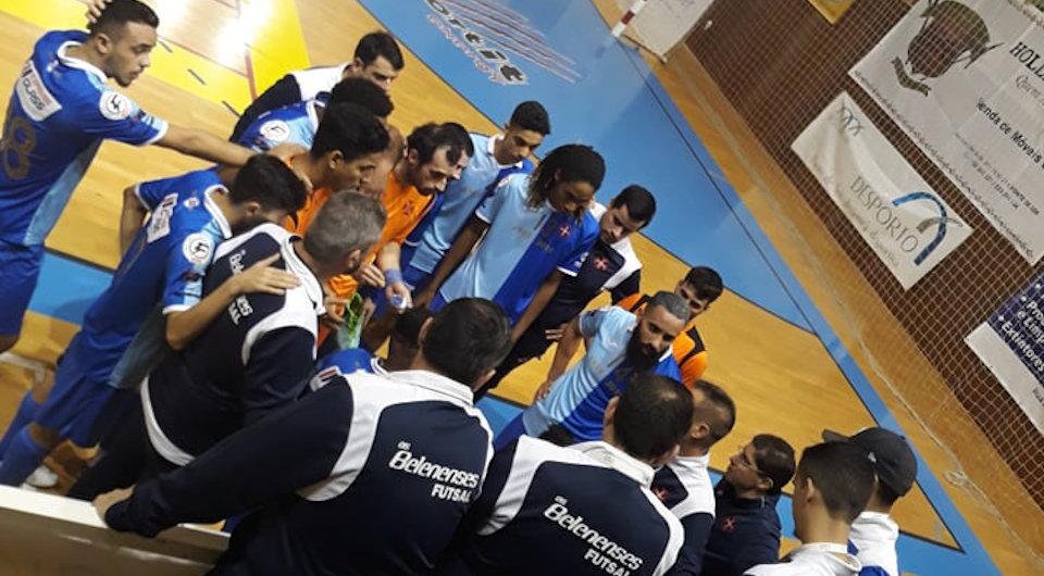 Belenenses visita o Ladoeiro na Taça de Portugal de Futsal