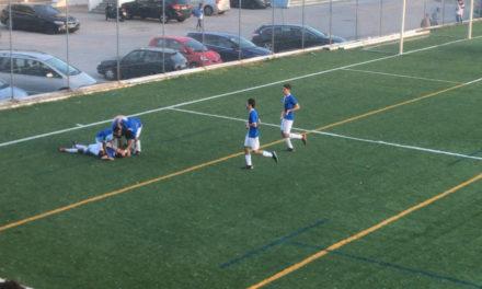 Altos e baixos no fim-de-semana do futebol de formação