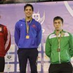 Luís Júnior sagrou-se Campeão Nacional Júnior dos 50m Bruços