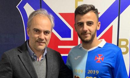 Médio ofensivo Miguel Pinto é aposta forte para o plantel de Nuno Oliveira
