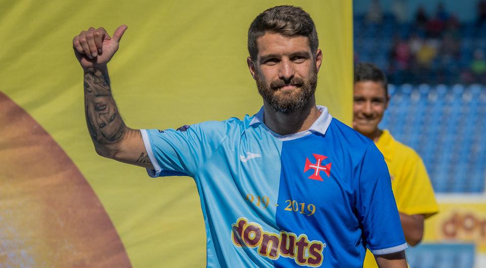 Pedro Fogeiro faz amanhã o último jogo da carreira