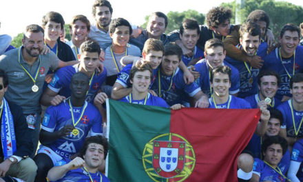 Juniores vencem Sant Cugat e conquistam mais uma Taça Ibérica de Rugby