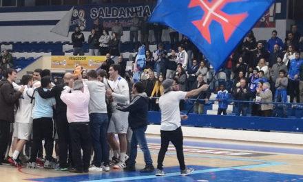 Andebol do Belenenses garante Grupo A pelo segundo ano consecutivo