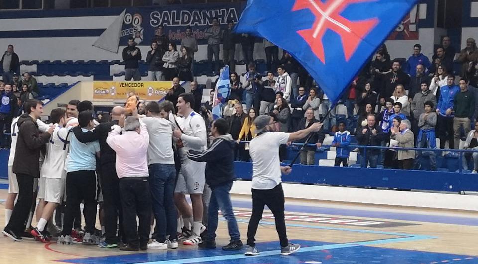 Belenenses confirma presença na EHF European Handball 2020/21