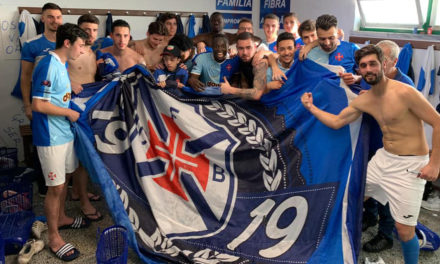 Belenenses vence em Mafra e já está nos quartos-de-final da Taça