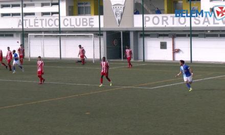AC Porto Salvo – Belenenses | Os golos na Belém TV
