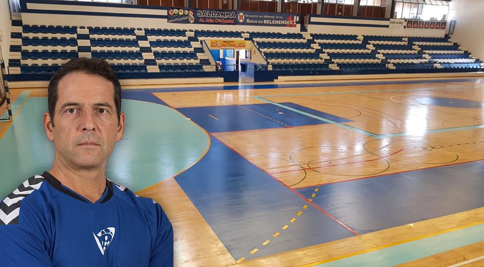 Prof. Luís Monteiro assume o comando técnico da equipa sénior de Andebol