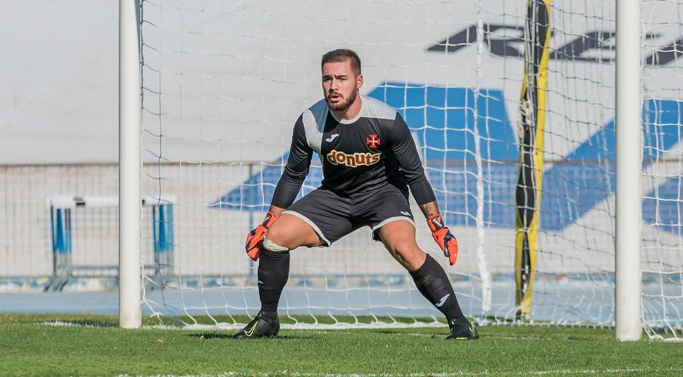 Tomás Foles mantém-se na baliza do Belenenses para 2020/21