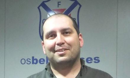 Ricardo Antunes é o novo Director da Secção de Futsal