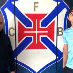 Central colombiano César Medina é reforço para Nuno Oliveira