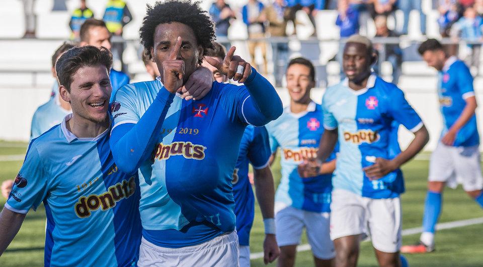 Jorginho volta a ser opção para Nuno Oliveira em 2020/21