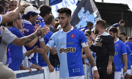 Francisco Sénica avança em 2020/21 para a sua quinta temporada no Restelo