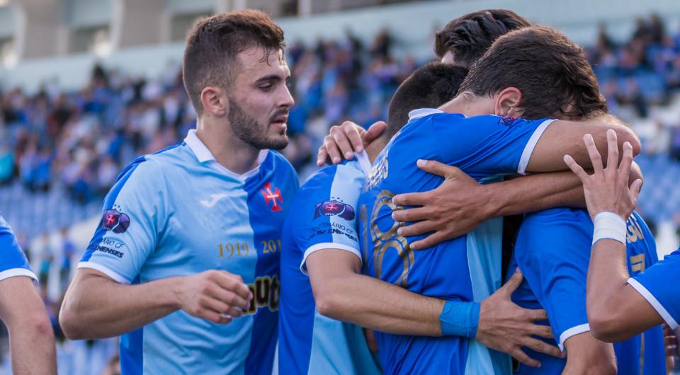 Defesa Central Tiago Marques avança para a temporada 2020/21