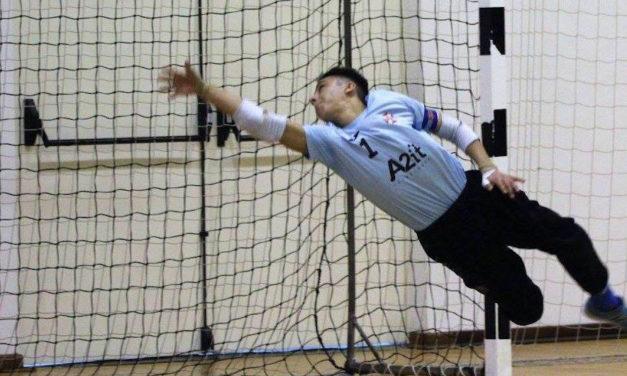 Futsal: Jovem Internacional Pedro Monica sobe aos Seniores