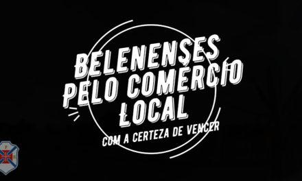 Belenenses solidário com o Comércio Local de Belém e da Ajuda