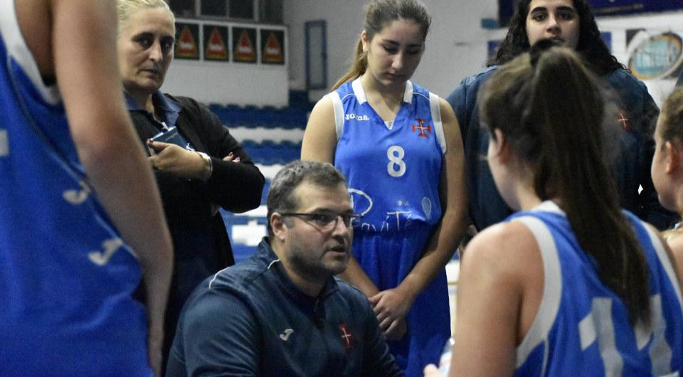 Mário Boa-Nova assume o comando técnico do basquetebol feminino