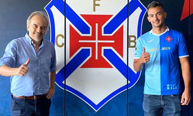 Experiência do extremo brasileiro Alisson reforça o ataque dos azuis
