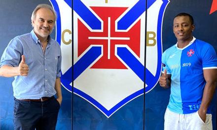 Jovem Internacional cabo-verdiano Clé é reforço para Nuno Oliveira