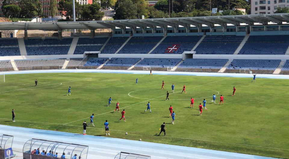 Vitória por 4-0 sobre o Barreirense marca o início do fim-de-semana