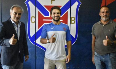 David Brazão regressa ao Restelo e é opção para Nuno Oliveira