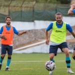 Plantel de Nuno Oliveira está de regresso ao trabalho