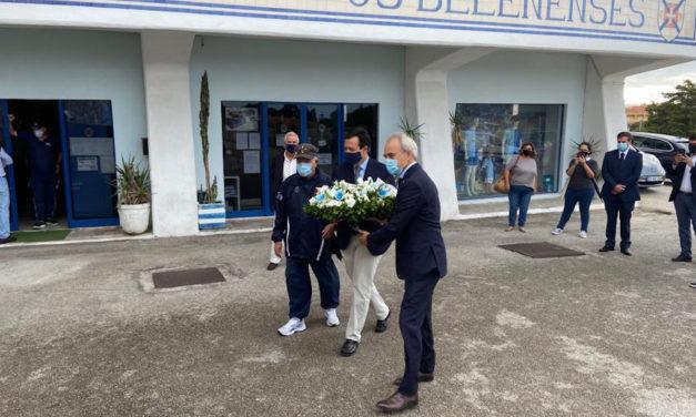 Comemorações do 101º Aniversário do Belenenses