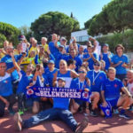 Atletismo do Belenenses volta a ser Campeão Nacional em Masters