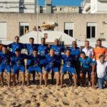 Nova vitória no futebol de praia carimba acesso à fase seguinte