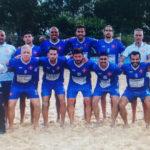 Futebol de Praia vai disputar a subida na Fase Final Nacional