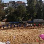 Futebol de Praia arranca com duas vitórias em jornada dupla