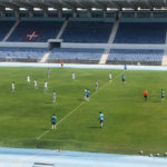 Novo treino com boas indicações frente ao Juventude de Évora
