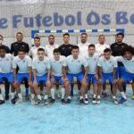 Belenenses entra com o pé direito na Liga Placard de Futsal (com Vídeo)