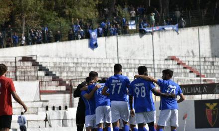 Belenenses entra a liderar após vitória no terreno do Futebol Benfica