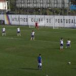 Atlético – Belenenses: o golo na Belém TV